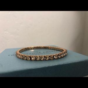 NWOT rose gold Touchstone Crystal by Swarovski